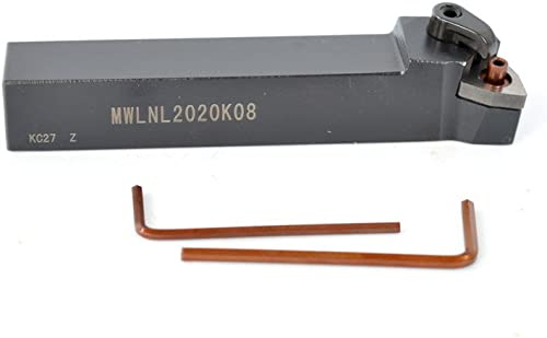 new arrival 1PCS MWLNL 2020K08 Alloy Steel popular CNC Lathe Excircle Turning Tool Holder Boring Bar For WNMG0804 , Holder width 20 mm , Overall length wholesale 125 mm , 2020 mm MWLNL Tool Holder outlet sale