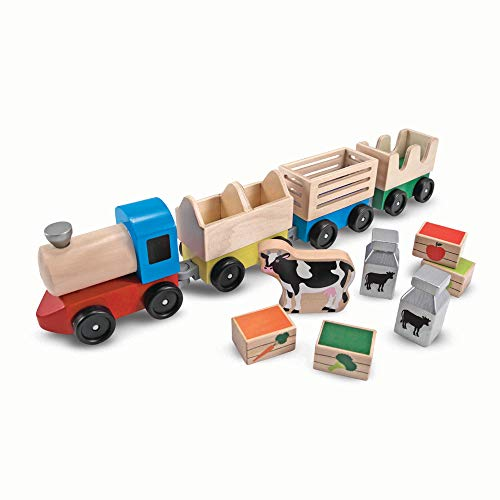 Melissa & Doug Wooden Farm...