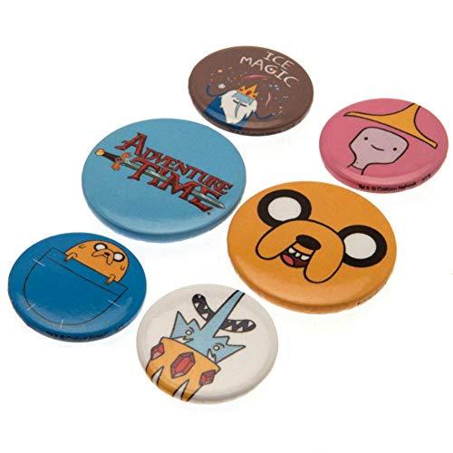 GB Eye LTD, Adventure Time, Jake, Pack de Chapas