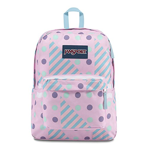JanSport SuperBreak Ice Cream Geo One Size