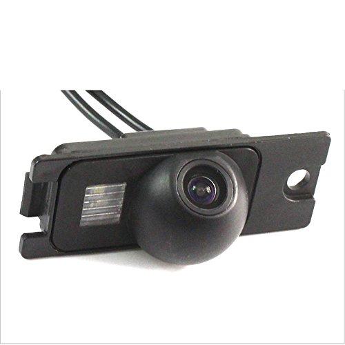 Greatek Caméra De Recul Couleur Vision Nocturne Voiture Camion pour Volvo S80L /S40L/S80/S40/S60/V60/XC90/XC60/C70/S60L/V40
