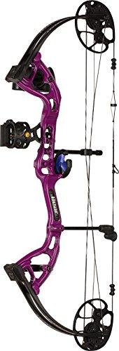 Bear Archery Cruzer Lite RTH Compound Bow - Flo Purple - Right Hand