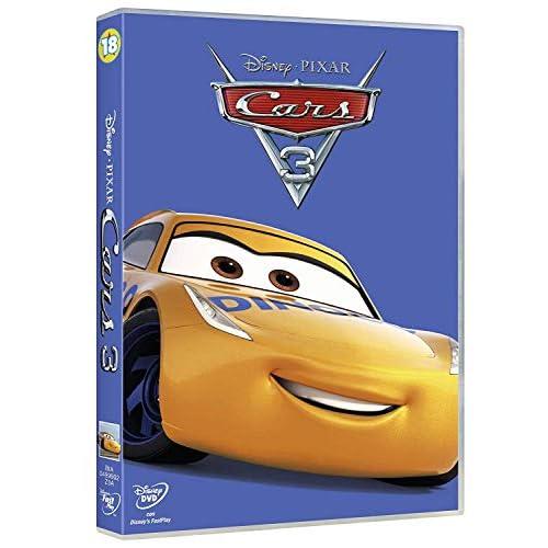 Cars 3 Dvd ( DVD)