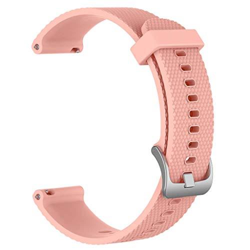 unknows - Correa para Samsung Galaxy Watch3, AmazfitGTR, HuaweiGT2, Garmin Texture 20 22