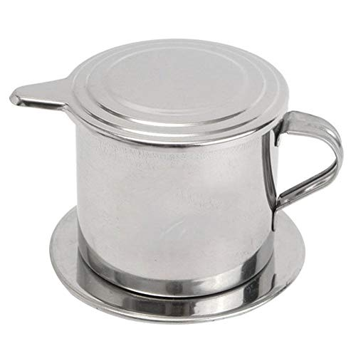 CULER Acciaio Vietnamita Caffettiera Drip Macchina da caffè Simple Home caffè Pot 50 / 100ml