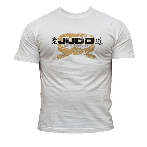 Dirty Ray Judo camiseta hombre DT11F (M)