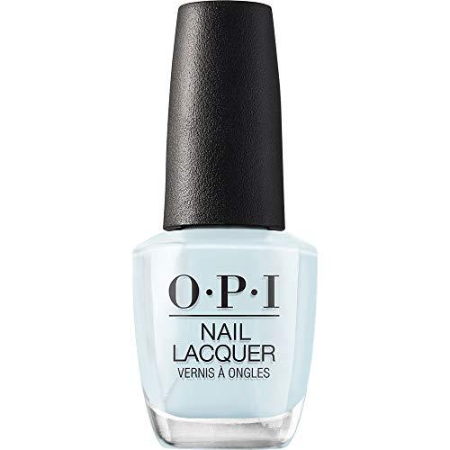 OPI Nail Lacquer, It's a Boy!, Blue Nail Polish, Soft Shades Collection, 0.5 fl oz
