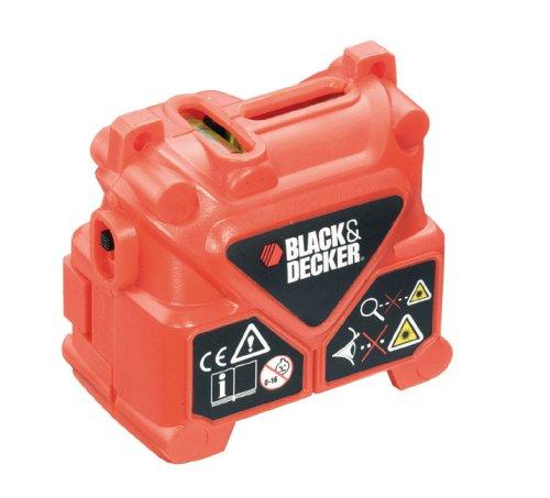 Black + Decker LZR3 Laserone Manuelle Laser-Wasserwaage