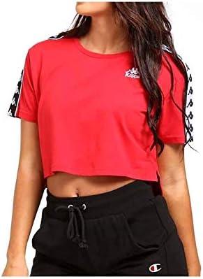 Camiseta Apua Rojo Mujer