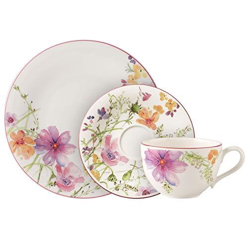 Villeroy & Boch ERROR:# Mariefleur Basic Set 18tlg. Kaffee-Service, Porzellan