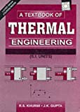 Textbook of Thermal Engineering: Mechanical Technology
