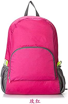Nylon Ultralight Foldable Backpacks Waterproof Bags 2017 Women Fashion Travel Bag Folding Rucksack UniMochilas Escolares