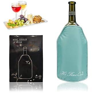 Weinkuehler-Huelle-mit-Schutz-sofortige-Kuehlung-und-haelt-Ihr-Getraenk-kuehl-und-Champagnerwein-kuehl
