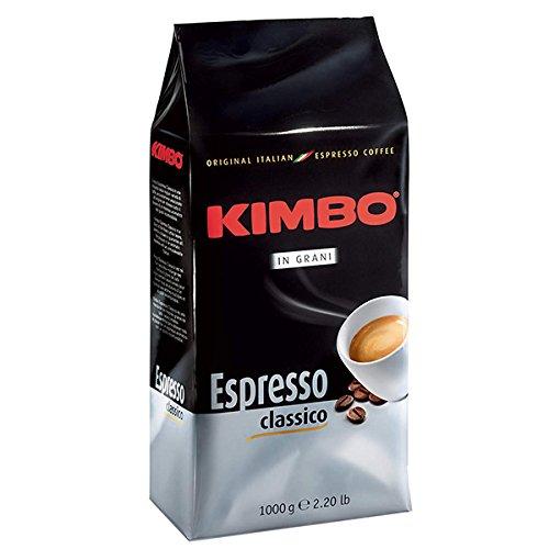 Kimbo Caffe in GRANI Espresso Miscela Classica (2 kg)