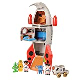 Space Mission Rocket Ship w/ sounds and more