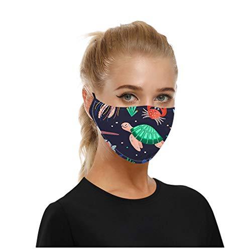 YYMQ médico Reutilizable de Polvo con Extra filtros de carbón Activado for la protección contra el Funcionamiento de Polen de Formación de la alergia de la carpintería de siega Aire
