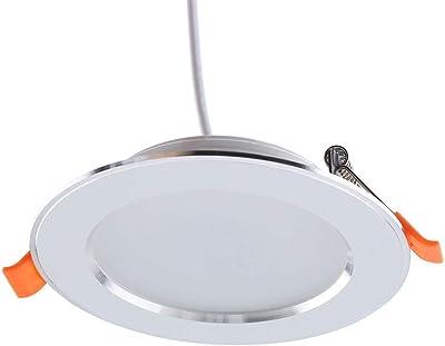 Riuty Luz de Techo de AC85-265V 9W LED, luz del Sensor de Movimiento