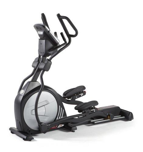 Sole Fitness E98 Incline Elliptical Trainer - Black