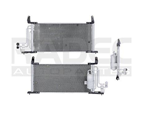 Condensador De Aire Chevrolet Chevy/Chevy C2/Chevy Monza 2002 2003 2004 2005 2006 2007 2008 2009 2010…