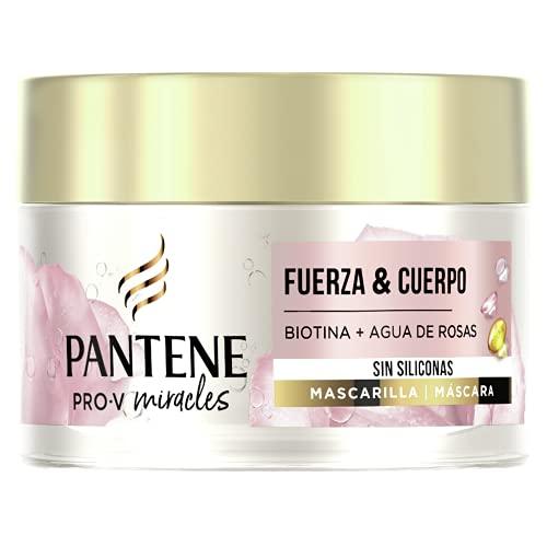 Pantene Mascarilla Miracle Rose 160ml