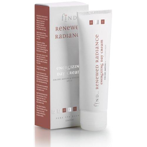 Spa Retrouvez Renouvelée Rayonnement - énergisant Crème De Jour SPF15 75ml