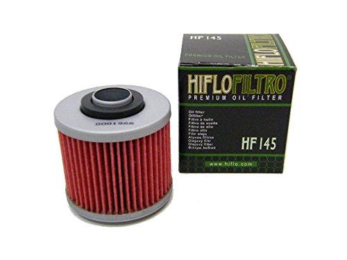 Filtro de aceite HiFlo HF145 para Aprilia, Derbi, MZ/MUZ, Sachs, Yamaha