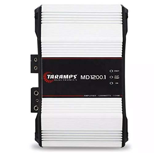 Taramp's MD 1200.1 2 Ohms 1200 Watts Class D Full Range Mono Amplifier (MD12002)