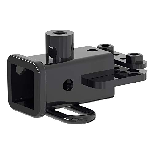CURT 13419 Class 3 Trailer Hitch, 2-Inch Receiver, Compatible with Select Ram 1500