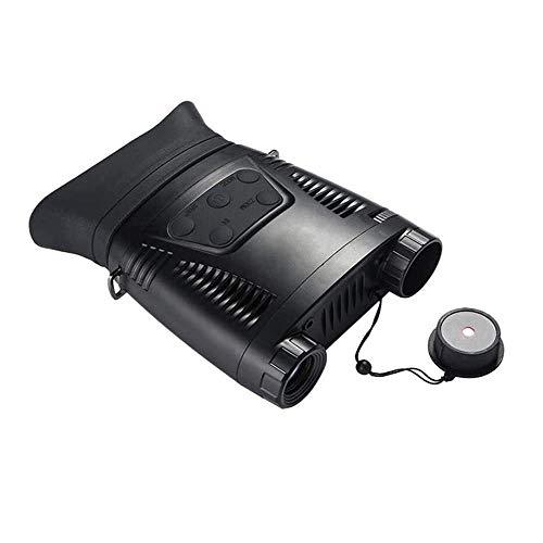 Night Vision Binoculars Large-Screen High-Definition Digital Video Camera Black and White Night Vision Dual-Hunting Patrol Security Outdoors JIAJIAFUDR