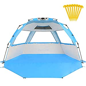 Gorich Easy Set Up Beach Tent
