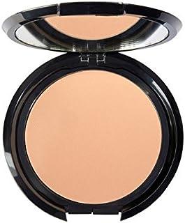 Bissu compact powder makeup caramelo 07