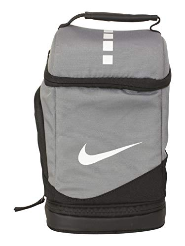 Nike Elite Fuel Pack Lunch Tote Bag (Cool Grey/Black/White)