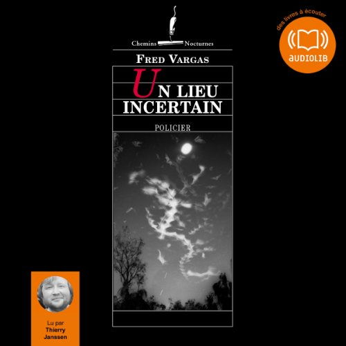 Un lieu incertain cover art