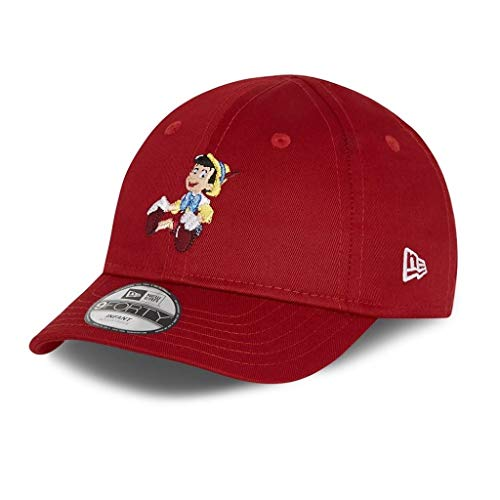 New Era Pinocchio Film Character 9forty Adjustable Infant Cap Infant