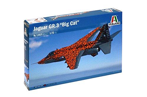 Italeri - I1357 - Jaguar GR.3 Big Cat