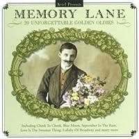 Memory Lane by Various (2003-05-03)