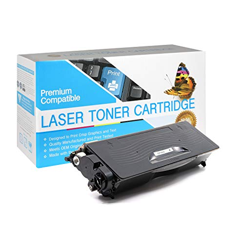 SuppliesOutlet Compatible Toner Cartridge Replacement for Brother TN650 / TN620 / TN-650 / TN-620 (Black,1 Pack)