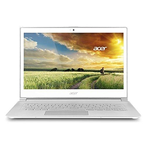 Acer Aspire S 7, 13.3-inch WQHD, Intel Core i7-5500U, 8GB DDR3L, 256GBSSD, Windows 10, S7-393-7616 Ultrabook (Renewed)