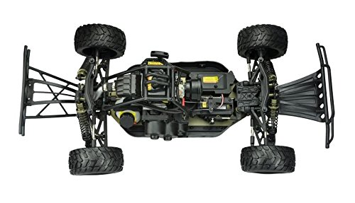 RC Auto kaufen Short Course Truck Bild 3: RC- Shortcourse NT5 4WD M 1:5 / 30ccm / 2,4 GHz / 4WD großer 2Takt Verbrenner*