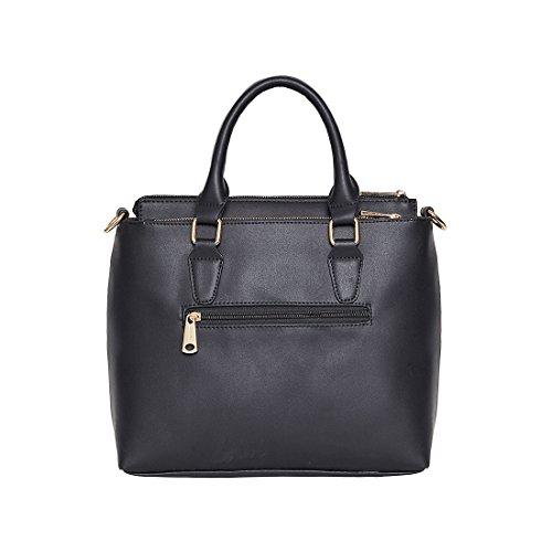 Diana Korr Women's Handbag (Black) (DK118HBLK)