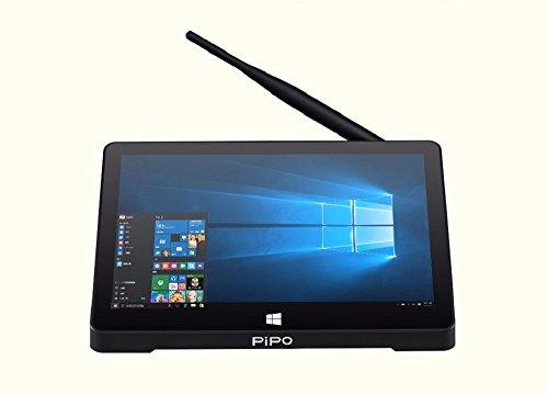 Tablet Computer, Tablet, Mini PC, Originale PIPO X10pro Mini PC 10.8 inch Z8350 Quad Core Windows 10 & Android Dual OS 4GB 64GB Smart Windows PC Computer, HDMI