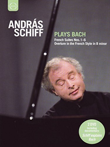 András Schiff Plays Bach [2 DVDs]