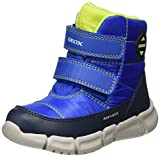 Geox Baby-Jungen B FLEXYPER Boy B ABX Snow Boot, Blue (Royal/Navy), 23 EU