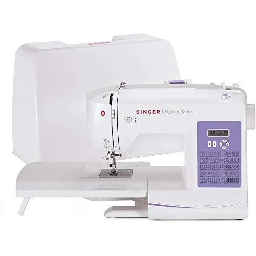 SINGER 5560FR / 230134112.FS / 230134112.FS Fashion Mate 5560 Sewing Machine (Renewed)