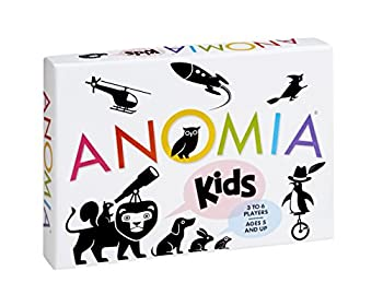 Anomia Everest Toys Kids Children s Card Game