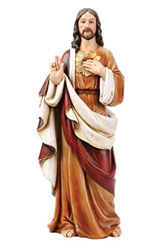 Joseph's Studio Sacred Heart of Jesus Figure