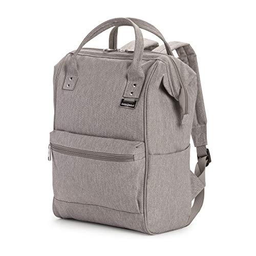 SWISSGEAR 3576 Laptop Backpack   Fits 12 Inch Laptop and Tablet   Doctor Bag   Tote Bag   Men
