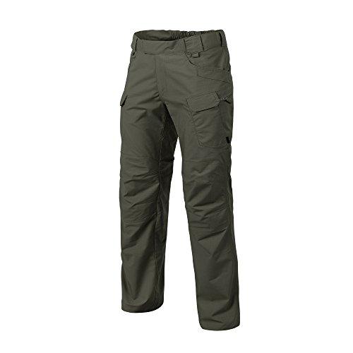 Helikon-Tex SP-utl-pr Pantalon Tactique Mixte Adulte XL Vert (Taiga Green)