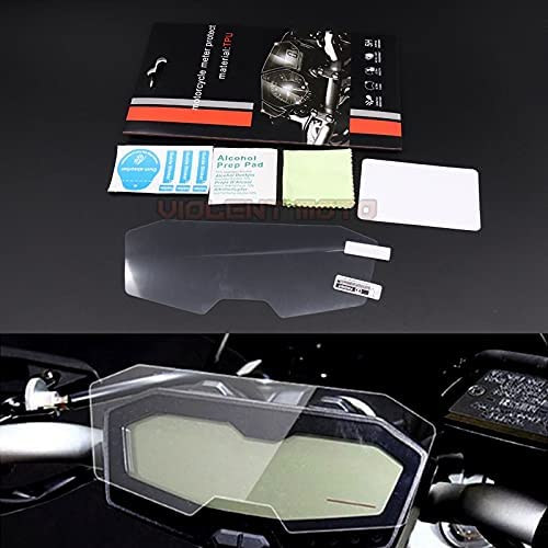Accessories 2018 Cluster Scratch Cluster Screen Protection Film Protector for Yamaha MT07 MT 07 MT-07 FZ07 FZ 07 FZ-07 2014 2015-2017