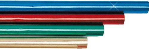 folia Alu-Bastelfolie, (B)300 x (L)500 mm, farbig sortiert